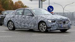 Nuova Mercedes Classe C, in arrivo nel 2020: le nuove foto spia - Immagine: 9