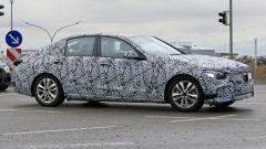 Nuova Mercedes Classe C, in arrivo nel 2020: le nuove foto spia - Immagine: 10