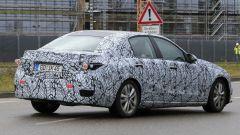 Nuova Mercedes Classe C, in arrivo nel 2020: le nuove foto spia - Immagine: 14