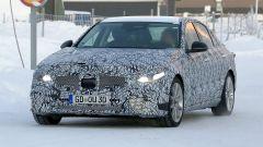 Nuova Mercedes Classe C, in arrivo nel 2020: le nuove foto spia - Immagine: 27