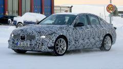 Nuova Mercedes Classe C, in arrivo nel 2020: le nuove foto spia - Immagine: 1