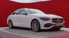 Nuova Mercedes Classe C, le prime foto leaked
