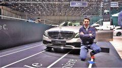 Nuova Mercedes Classe C 2018: in video dal Salone di Ginevra 2018 - Immagine: 1