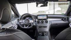 Nuova Mercedes Classe C 2018: ecco come vanno i nuovi motori - Immagine: 20