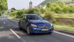 Nuova Mercedes Classe C 2018: ecco come vanno i nuovi motori - Immagine: 1