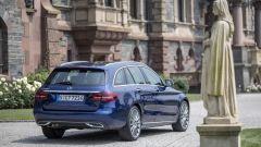 Nuova Mercedes Classe C 2018: ecco come vanno i nuovi motori - Immagine: 24