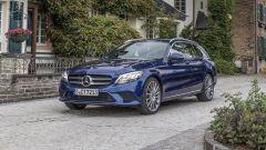 Nuova Mercedes Classe C 2018: ecco come vanno i nuovi motori - Immagine: 25
