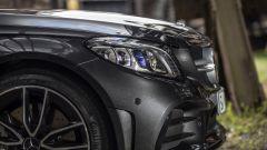 Nuova Mercedes Classe C 2018: ecco come vanno i nuovi motori - Immagine: 29