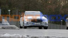 Nuova Mercedes Classe C SW: fari anteriori a LED con portata fino a 600 metri