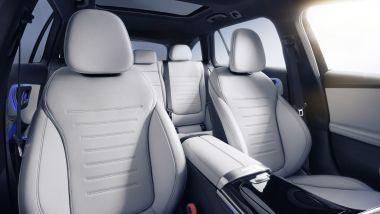 Nuova Mercedes Classe C SW: i sedili offrono un ottimo livello di comfort