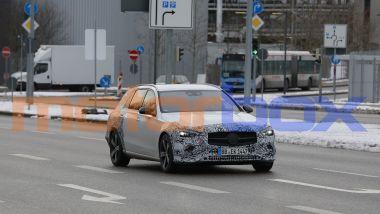 Nuova Mercedes Classe C SW: in arrivo la wagon di successo della Casa tedesca