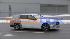 Nuova Mercedes Classe C SW, scheda tecnica, foto, lancio