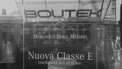 Nuova Mercedes Classe E 2016: incontrarsi a Milano - Immagine: 7