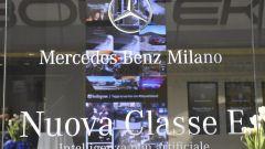 Nuova Mercedes Classe E 2016: incontrarsi a Milano - Immagine: 9
