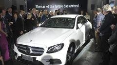 Nuova Mercedes Classe E 2016: incontrarsi a Milano - Immagine: 5