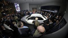 Nuova Mercedes Classe E 2016: incontrarsi a Milano - Immagine: 12