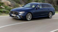 Nuova Mercedes Classe E 2020: la station wagon AMG