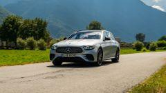 Nuova Mercedes Classe E 2020: primo contatto con la station wagon 300 de 4Matic