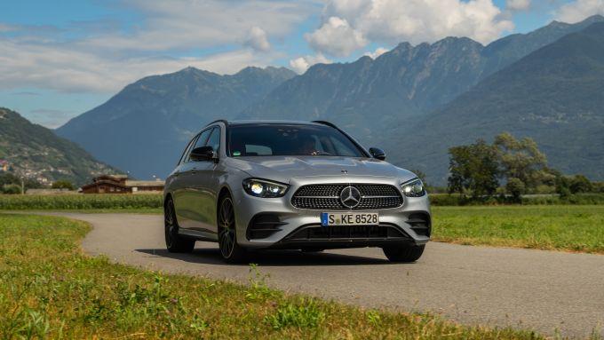 Nuova Mercedes Classe E 2020: si viaggia sul velluto con grande sicurezza