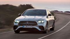 Mercedes Classe E 2020: in video la prova della diesel plug-in hybrid - Immagine: 1
