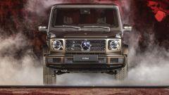 Nuova Mercedes Classe G 2018: dentro al rustico c'è un salotto - Immagine: 1