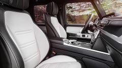 Nuova Mercedes Classe G 2018: dentro al rustico c'è un salotto - Immagine: 4