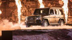Nuova Mercedes Classe G 2018: dentro al rustico c'è un salotto - Immagine: 7