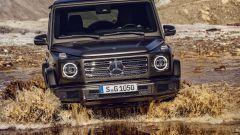Nuova Mercedes Classe G 2018: dentro al rustico c'è un salotto - Immagine: 15