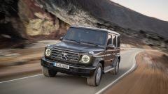 Nuova Mercedes Classe G 2018: dentro al rustico c'è un salotto - Immagine: 18