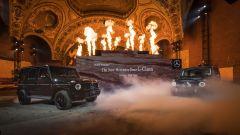 Nuova Mercedes Classe G 2018: dentro al rustico c'è un salotto - Immagine: 27