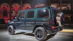 Nuova Mercedes Classe G 2018: dentro al rustico c'è un salotto - Immagine: 30
