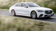 Nuova Mercedes Classe S: lusso e tecnologia all'ennesima potenza - Immagine: 1