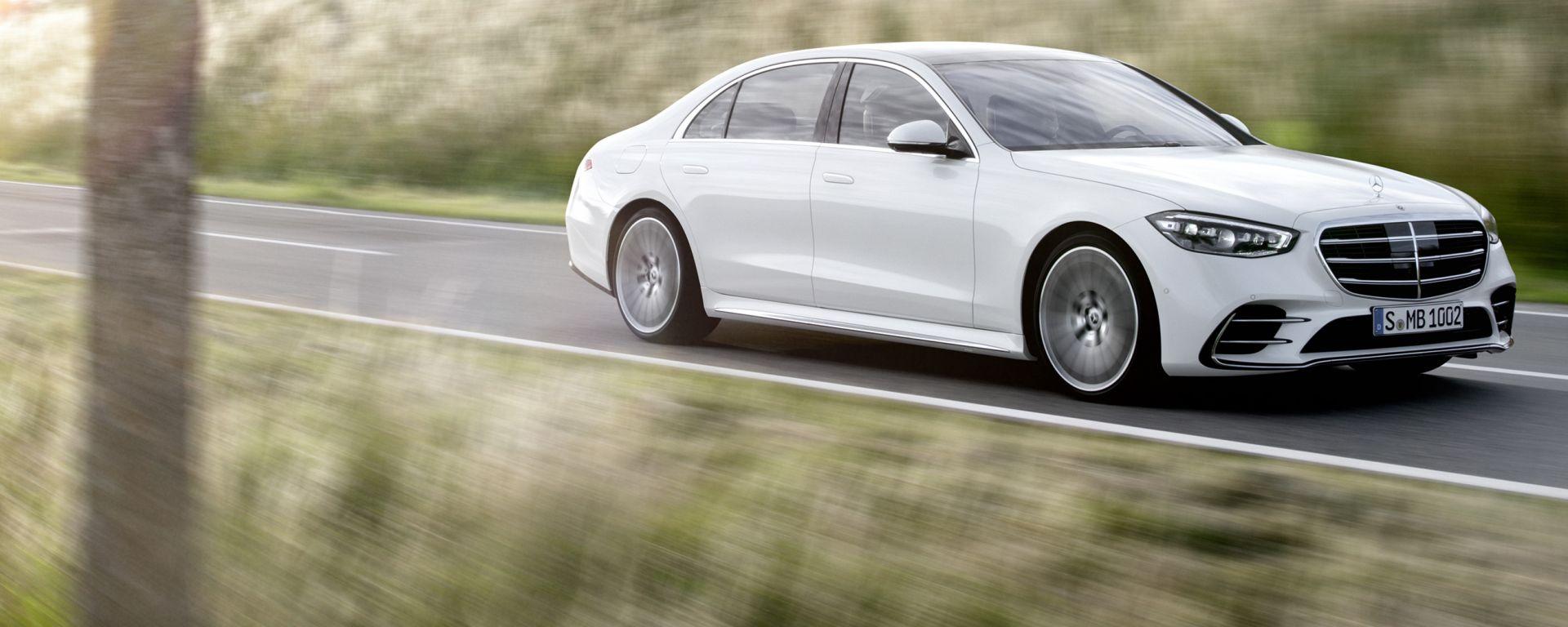 Nuova Mercedes Classe S: lusso e tecnologia all'ennesima potenza