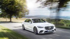 Nuova Mercedes Classe S: lusso e tecnologia all'ennesima potenza - Immagine: 7