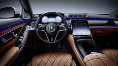 Nuova Mercedes Classe S: lusso e tecnologia all'ennesima potenza - Immagine: 16