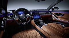 Nuova Mercedes Classe S: lusso e tecnologia all'ennesima potenza - Immagine: 12