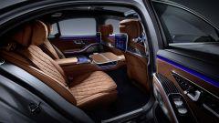 Nuova Mercedes Classe S: lusso e tecnologia all'ennesima potenza - Immagine: 13