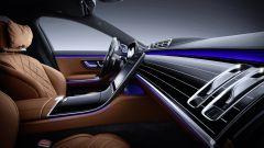 Nuova Mercedes Classe S: lusso e tecnologia all'ennesima potenza - Immagine: 15
