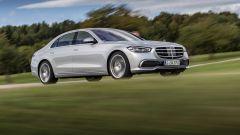 Nuova Mercedes Classe S: arriva la settima generazione