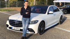 Nuova Mercedes Classe S: ci siamo conosciuti a ottobre 2020