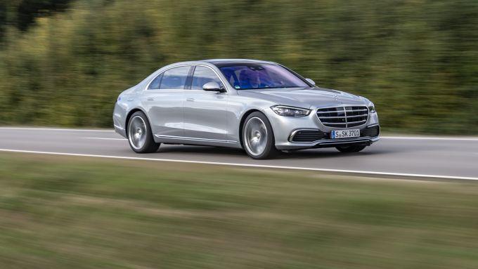 Nuova Mercedes Classe S: comfort, prestazioni e sicurezza all'avanguardia