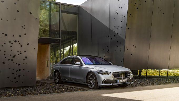 Nuova Mercedes Classe S: il listino è per pochi fortunati