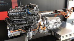 Nuova Mercedes Classe S: il motore mild hybrid della 500 4matic