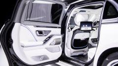 Nuova Mercedes-Maybach Classe S, Stella polare delle limousine - Immagine: 13