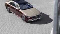 Nuova Mercedes-Maybach Classe S, Stella polare delle limousine - Immagine: 28
