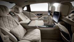 Nuova Mercedes-Maybach Classe S, Stella polare delle limousine - Immagine: 37