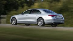 Nuova Mercedes Classe S: motori diesel e benzina mild hybrid