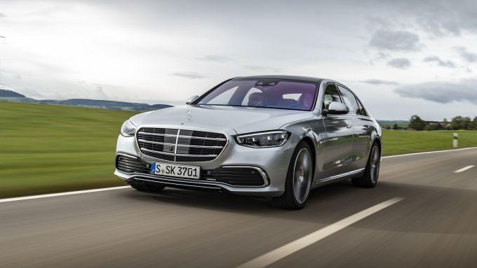 Nuova Mercedes Classe S: non solo comfort, anche prestazioni