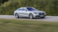 Nuova Mercedes Classe S: piacere di guida al top
