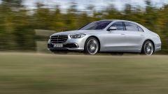 Nuova Mercedes Classe S: un design sobrio e molto attuale